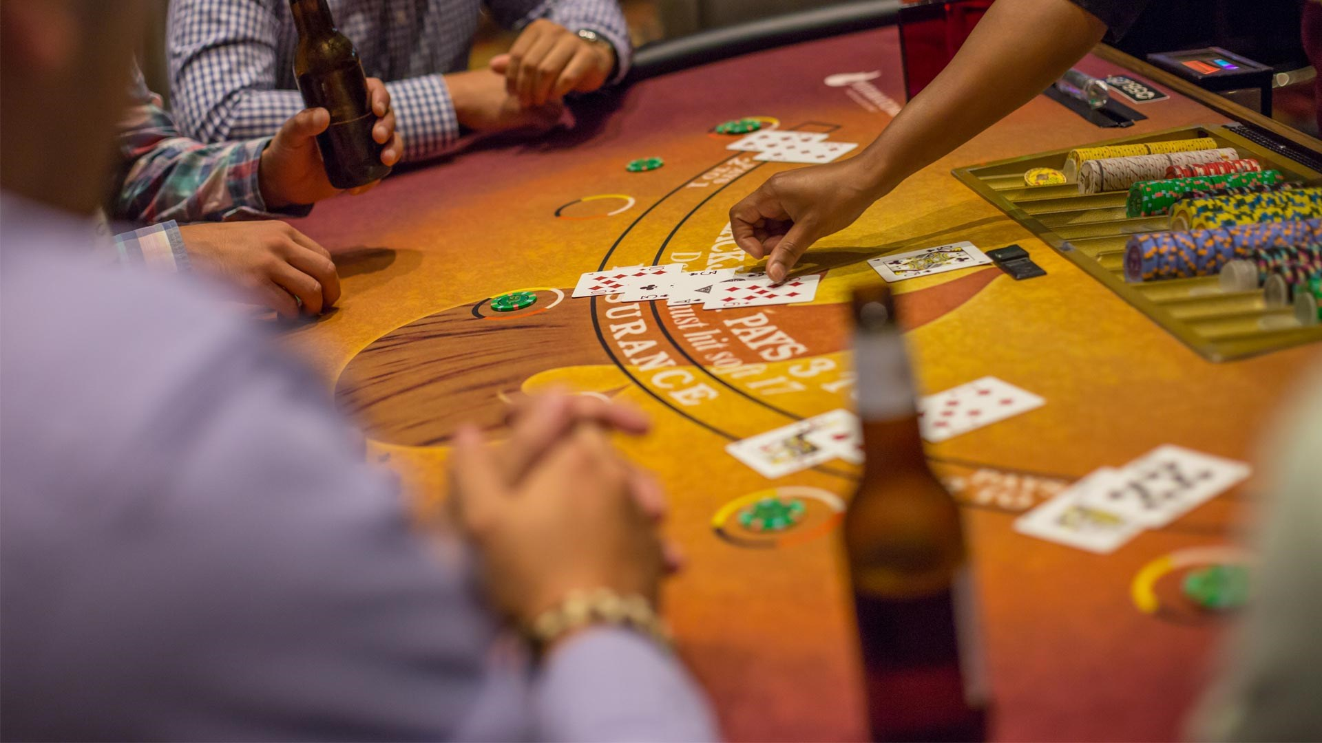 The Best Airports For Gambling